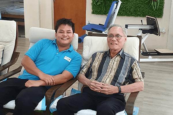 Experience at Hovi Care