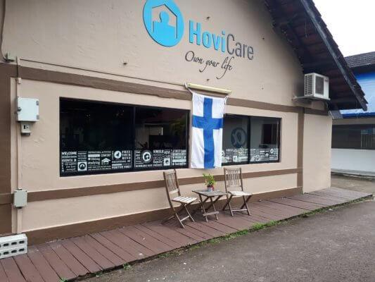 Hovi Care senior day care center